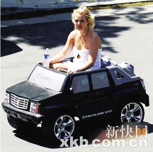 【图文】儿童也疯狂 玩转暑假大牌儿童车总动员