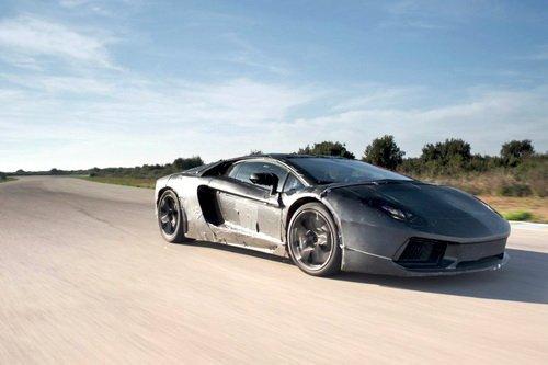 兰博基尼新车2011年上市 定名Aventador