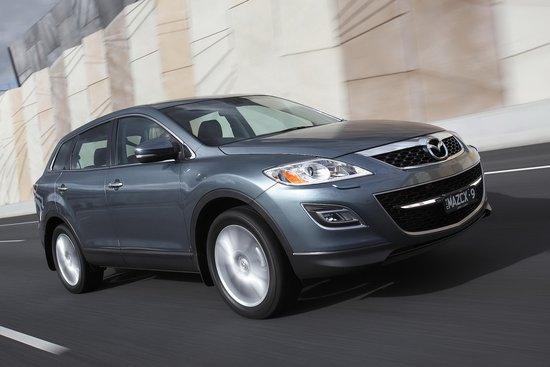 2012款马自达CX-9推前驱版 售价约合30万