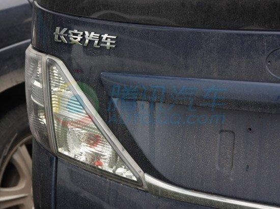 长安欧诺MPV实车谍照曝光 广州车展首发高清图片