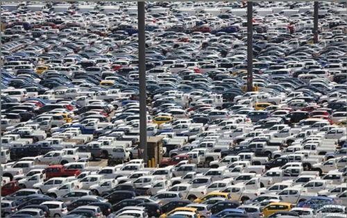2012年7月全球各国汽车市场销量晴雨表