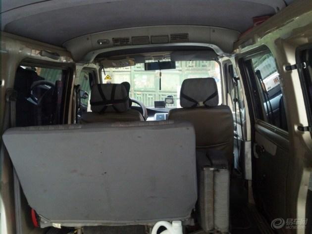 五菱荣光驾驶感受和点评高清图片