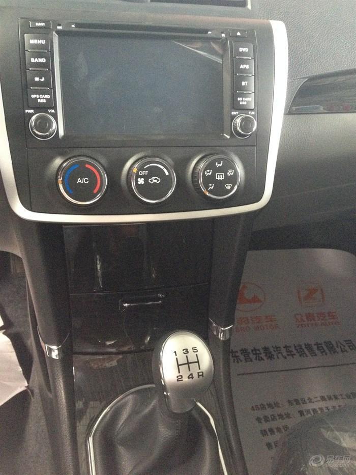 众泰Z300 2014款 1.5L 手动精英型口碑作业高清图片