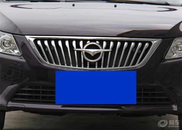 海马普力马 2014款1.8L CVT 尊享版高清图片