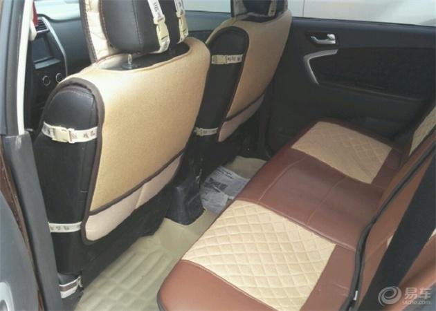 理想之选 利亚纳A6两厢2014款1.4L高清图片