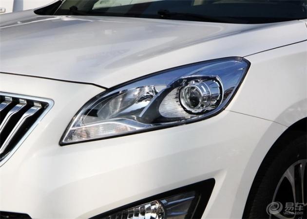 一汽海马福美来2015款 1.6L 自动 品尚型