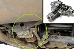 四轮驱动力自由控制系统SH-AWD