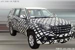 哈弗H9谍照曝光 将于明年北京车展首发