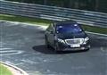 奔驰S65 AMG谍照曝光 预计明年三月上市