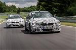 宝马全新M3/M4性能提升 发动机排量降低
