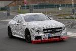 奔驰S级Coupe AMG谍照曝光 将2015年推出