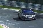4秒内破百 新奔驰S65 AMG无伪谍照曝光