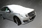 奔驰全新R400谍照曝光 或采用3.0T引擎