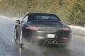 保时捷新款911敞篷版谍照 或搭载全新引擎