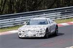 奔驰AMG GT测试谍照曝光 或巴黎车展发布