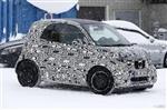 全新smart将于巴黎车展发布 明年推电动版