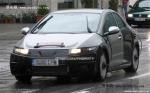 2012款本田思域路测曝光 或使用3缸发动机