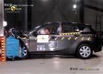 E-NCAP碰撞成绩 新马自达3两厢获得五星