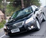e时代 试驾2010款广汽丰田凯美瑞