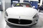 玛莎拉蒂GT及QP武汉国际车展均已售出