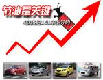 节油是关键 4款热销1.0L车型导购