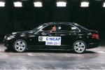 C-NCAP碰撞 北京奔驰C以47.8分获五星