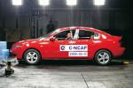 C-NCAP碰撞 马自达3以42.6分获得四星