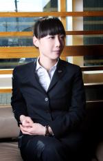 2010优秀经销商访谈 山东鸿发森岳史婧