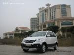 经济型城市SUV一汽森雅S80 中山到店实拍
