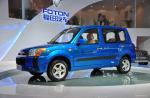 福田正式推出迷迪首款自动挡车型