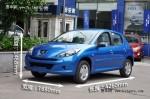 2011款东风标致207保定到店 现车销售