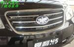 夏利N5靓装版呼和浩特上市 加装镀铬装饰