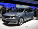 新迈腾B7L已接受预订 预计7月上市