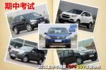 2011上半年销量TOP5 SUV车型导购