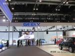 奇瑞十余款车型参展自主品牌汽车博览会