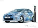 2011法兰克福车展 丰田将推普锐斯插电版