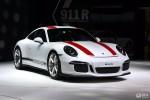保时捷911 R图解 搭载6MT/车身涂装更热血