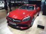 奔驰SLC正式上市 售价55.96万-68.8万元