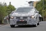 新Polo GTI谍照 或2017年日内瓦车展发布