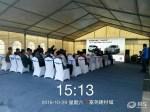上海大众临汾站新帕萨特对比试驾圆满结束
