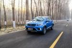 试驾奇瑞瑞虎3X 从新平台来的小型SUV