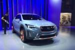 斯巴鲁全新XV概念车国内首发 或搭新动力