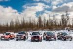 福特全系SUV -30度穿越/雪地中撒野