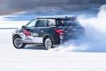 两驱硬汉也能玩花活 冰雪试驾广汽传祺GS8