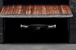 曝全新沃尔沃XC60预告图 日内瓦车展亮相