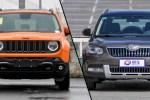 适合你的才是最好的 Jeep自由侠对比斯柯达Yeti