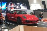 2017上海车展探馆:保时捷911 Targa 4 GTS亚洲首发