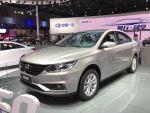 骏派A50上海车展发布 高颜值越级配置加身