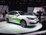 风神E70上海车展发布 预计10月上市