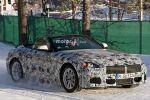 宝马Z4继任车型或沿用其名称 2017年底发布